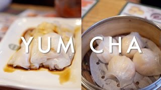 10 DIM SUM Dishes You Must Order at YUM CHA!