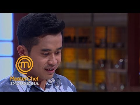 MASTERCHEF INDONESIA - Bukhori Sebut Makanannya Tumpukan Sampah | Gallery 13 | 26 April 2019