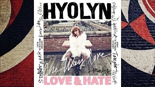 Hyorin (효린)- LOVE & HATE [The 1st Album] (FULL ALBUM)