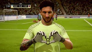 FIFA 18: 98er MESSI TOTY ALS TORWART SPIELEN