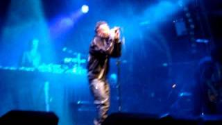 """Lupe Fiasco performing """"Hello Goodbye"""" with UNKLE Live"""