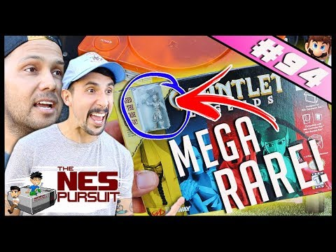 TheNesPursuit - Ultimate HOLY GRAILS - Epic Retro Games and Vintage Toy Score - Episode 94