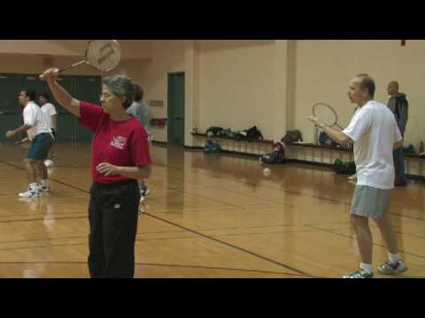 Advanced Badminton Techniques : How to Play Doubles in Badminton