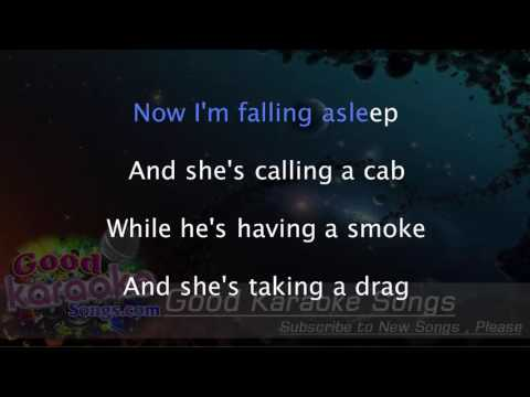 Mr  Brightside - The Killers ( Karaoke Lyrics )