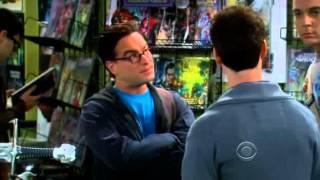 Juego de tronos en Big Bang Theory