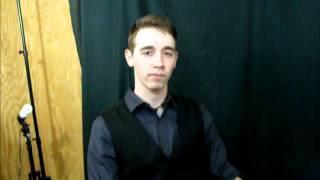 Male Model Interview - Brandon Yates