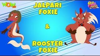 Jalpari Foxie   Rooster Foxie - Eena Meena Deeka - Animated cartoon  - Non Dialogue