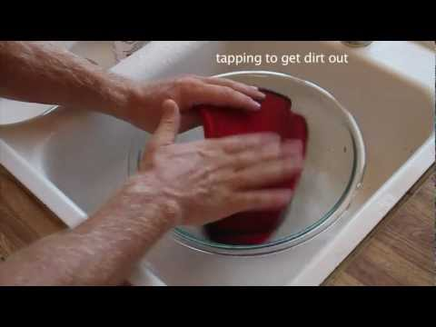 Piaggio MP3 - Malossi Air Filter Cleaning & Re-Oiling