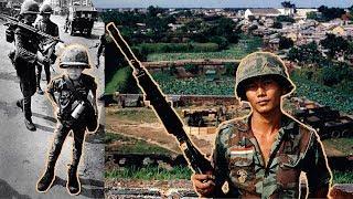 Как Южный Вьетнам проиграл войну? | Полная история армии Юга