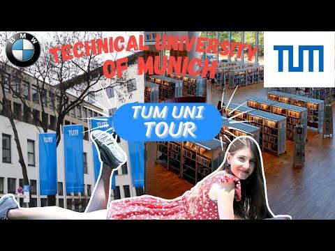 TECHNICAL UNIVERSITY OF MUNICH | TUM | Student Life