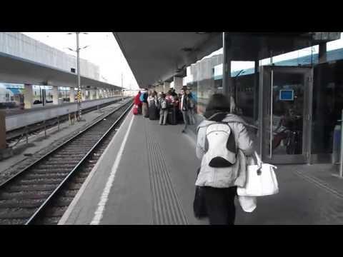 Wien Westbahnhof ÖBB Ansage