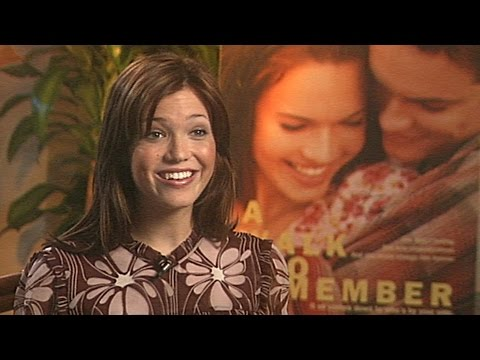 'A Walk to Remember' Interview