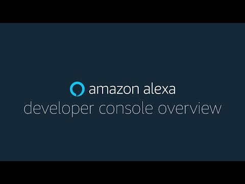 Alexa Skills Kit Developer Console: Overview Mp3