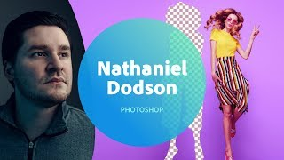 Photoshop with Nathaniel Dodson - 1 of 3