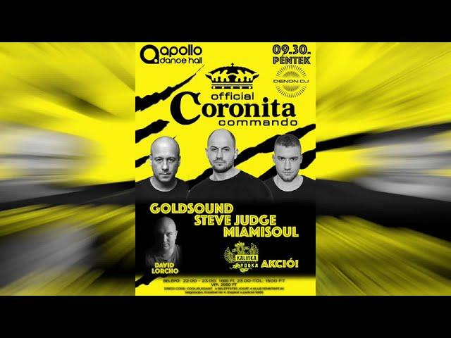 Coronita Commando - Apollo Dance Hall 160930