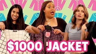 $10 Vs. $1000 Jacket