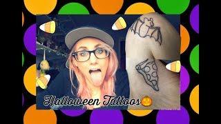 My Friday The 13th Tattoos MOST PAINFUL TATTOO I EVER GOT   Gabrielle Regina