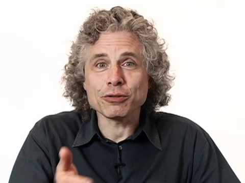 The Personal Philosophy of Steven Pinker