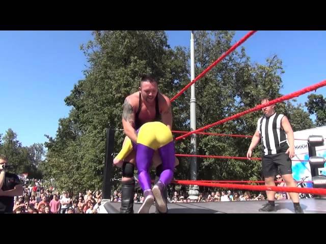 Ivan Markov vs Super Tato. Big Rematch.