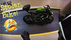 Stolen Motorcycle & No Insurance =(