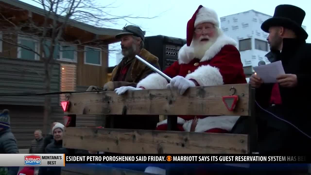 38th annual Christmas Stroll set for