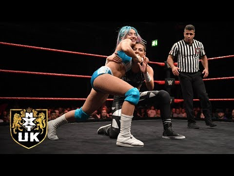 Xia Brookside & Millie McKenzie vs. Charlie Morgan & Killer Kelly: NXT UK, Nov. 28, 2018