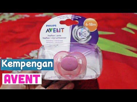 Kempengan Bayi - AVENT Pacifier