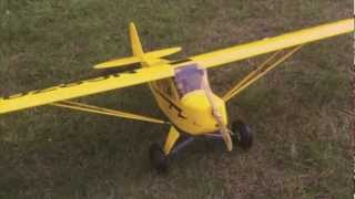 Jon's Cmp Piper J3 Cub 1830mm Ep