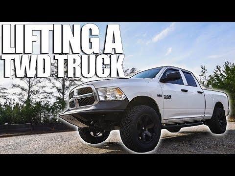 I Lifted My 2 Wheel Drive Truck... Here's Why