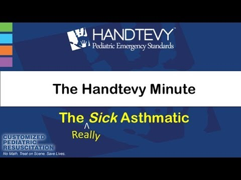 Handtevy Minute - The Sick Asthmatic