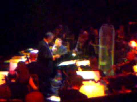 Neil Sedaka - Royal Albert Hall - London Oct 2012 - Last Song Together - The Immigrant
