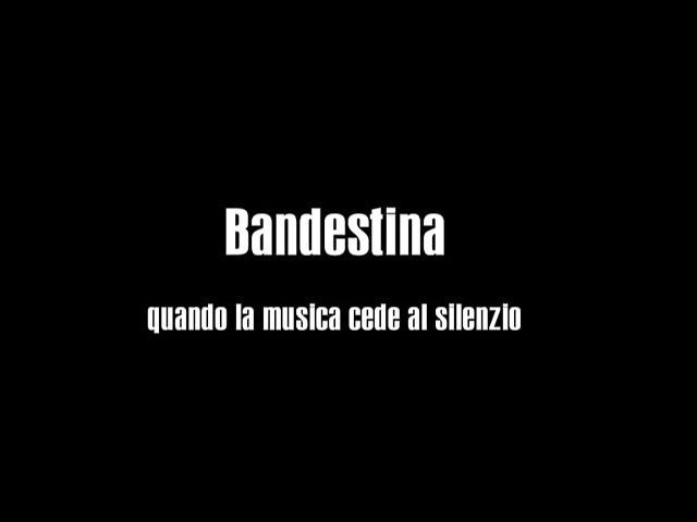 Bandestina -Marzo 2002- viaggio in Palestina