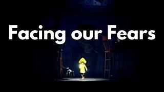 كيف مصممي اللعبة تخلق الخوف مع غموض |القليل من الكوابيس, داخل, النسيان,النفوس المظلمة(تحليل)
