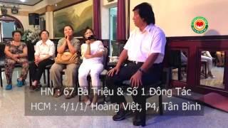 Ai muốn khỏe, nghe thầy Dư Quang Châu hướng dẫn cách ăn uống, hít thở, chườm gan, Mönchengladbach 20