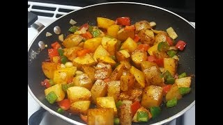 How to make Home fries