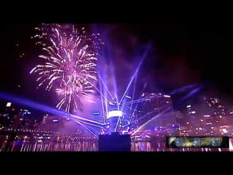 Felix Riebl - music composed for 2012 Sydney Fireworks