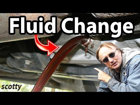 how-to-change-automatic-transmission-fluid-in-your-car