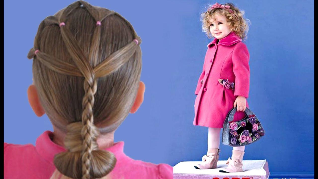 تسريحات شعر للاطفال الصغار للشعر الخشن و الناعم و المجعد