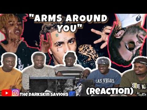 XXXTENTACION & Lil Pump ft. Maluma & Swae Lee - Arms Around You   MUSIC VIDEO (REACTION)
