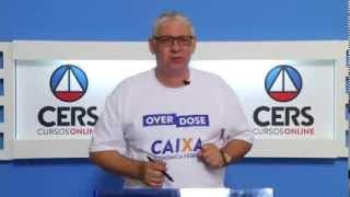 Overdose Caixa Econômica Federal | Prof. Edvaldo Ferreira - Língua Portuguesa