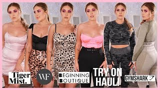 MASSIVE Clothing Try On HAUL! 💰 Spending too much $$$ oops