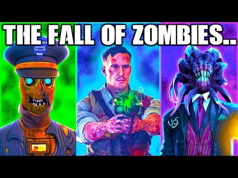 The Fall of Call of Duty: Zombies