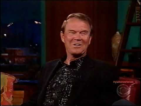 """GLEN CAMPBELL - """"If DADDY shot IT, WE ate IT."""" - R.I.P."""