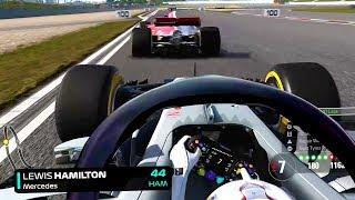 LAST TO ? CHALLENGE - Lewis Hamilton F1 2018 Chinese GP Challenge