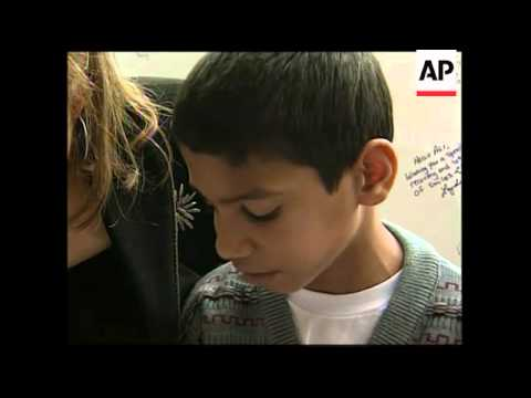 11-yr-old Iraqi Boy Brought To US For Lifesaving Heart Surgery