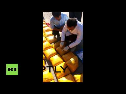 Afghanistan: Russian authorities seize 600 KG of OPIUM destined for Europe via Turkey