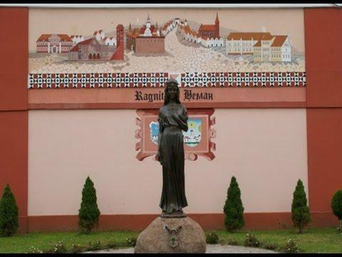 города и поселки Калининградской обл. г.Неман.(ч1)