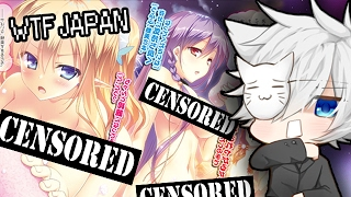 does this ecchi harem protagonist go way too far wtf japan