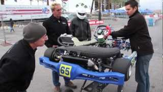 "Kart Racing-65 HP Tag Engine-The ""Mega"""