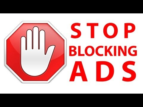 Why Ad Blocking Sucks And Why You Shouldn't Use It
